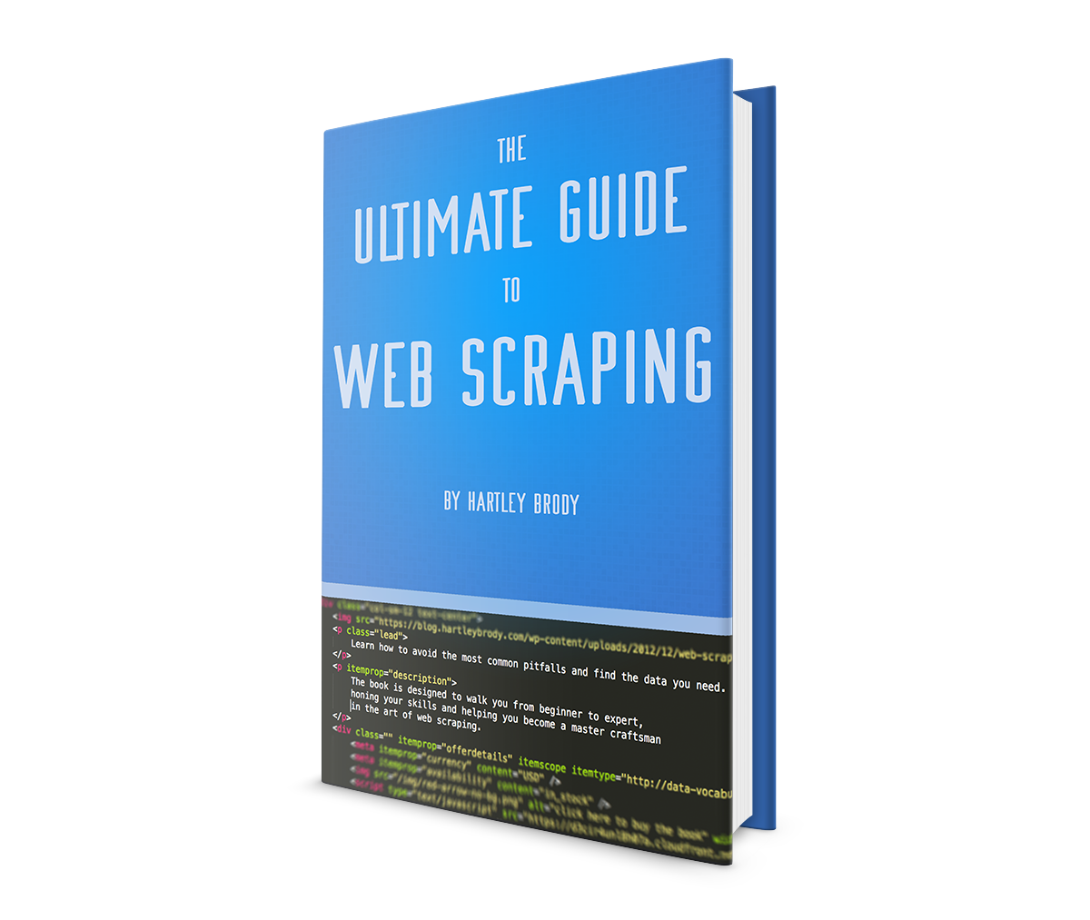 Web Scraping Reference: A Simple Cheat Sheet for Web Scraping with