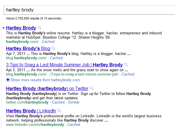 Search Results for Hartley Brody