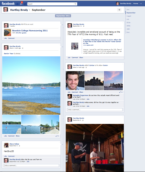 how to see who has been viewing your facebook profile