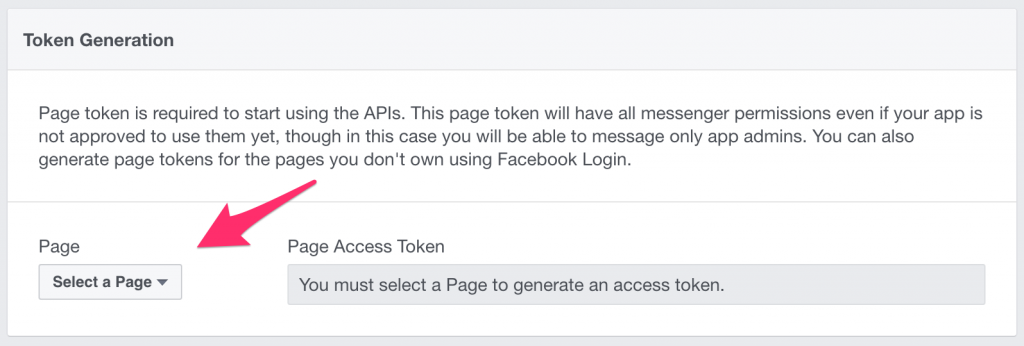 page-access-token-generation